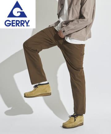 CPCM(シーピーシーエム) 【GERRY / ジェリー】ポプリンクライミングパンツ