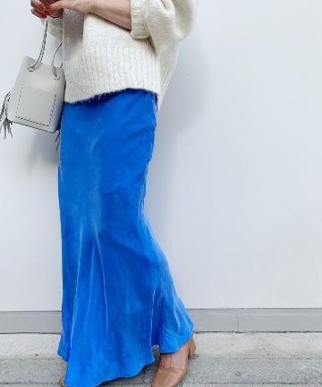 SHENERY(シーナリー) マーメイドマキシスカート