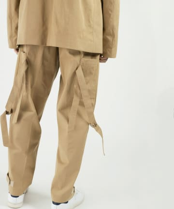 Lui's(ルイス) 【SILLIS】CARGO TROUSERS