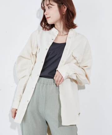 Discoat(ディスコート) 【Lee/リー】コラボデニムシャツ