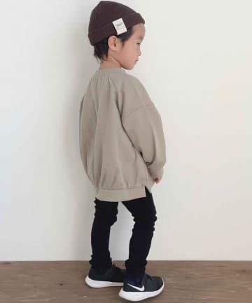 CIAOPANIC TYPY(チャオパニックティピー) 【KIDS】【OSORO】フェードカラー クルーネック スウェット