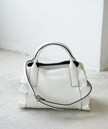 La boutique BonBon(ラブティックボンボン) 【RIPANI(リパーニ)】サイドフリルトート(S)