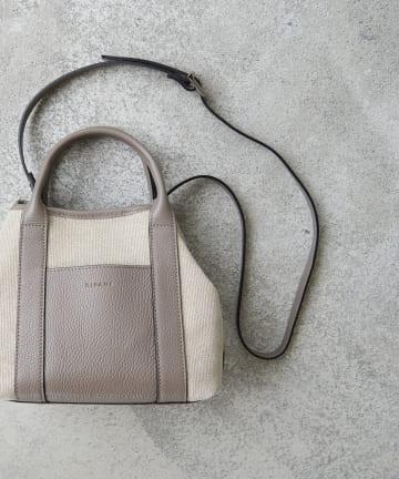 La boutique BonBon(ラブティックボンボン) 【RIPANI(リパーニ)】キャンバストートバッグ(S)
