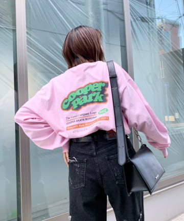 WHO'S WHO gallery(フーズフーギャラリー) COOPERPARK ロンTEE