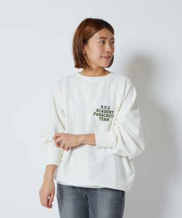 COLLAGE GALLARDAGALANTE(コラージュ ガリャルダガランテ) 【VOTE MAKE NEW CLOTHES】BDUアカデミースウェット
