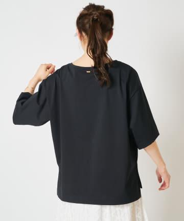COLLAGE GALLARDAGALANTE(コラージュ ガリャルダガランテ) 【気が利くトップス】ビッグシルエットTシャツ