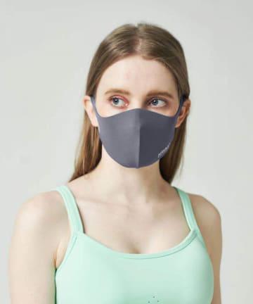 Daily russet(デイリー ラシット) 【抗ウイルス・撥水・消臭・口臭予防】AIR GILLマスク