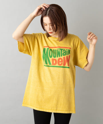 Omekashi(オメカシ) Mountain Dew Tシャツ