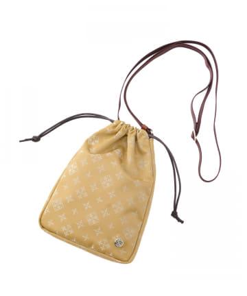 russet(ラシット) 巾着フォーンバッグ(Z-039)