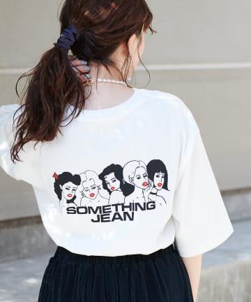 Discoat(ディスコート) TOKYO S GIRLS T-SHIRTM/S