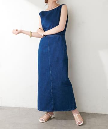 Discoat(ディスコート) 【Lee/リー】MARINE DRESS