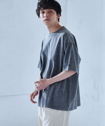 Discoat(ディスコート) 【Lee/リー】  USED H/S TEE