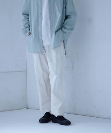 Discoat(ディスコート) 【Lee/リー】 EASY WIDE BAKER PANTS