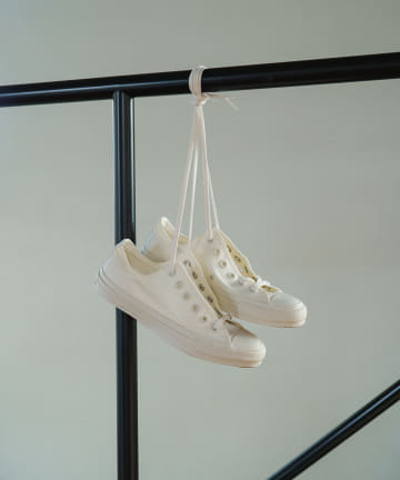 Loungedress(ラウンジドレス) 【CONVERSE】ALL STAR 100 WHITEPLUS OX