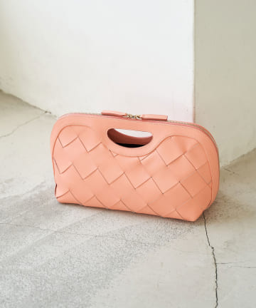 La boutique BonBon(ラブティックボンボン) 【PELLICO(ペリーコ)】ANELLI INTRECCIATOメッシュバッグ