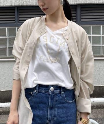 Loungedress(ラウンジドレス) 【定番人気】プリントTシャツ