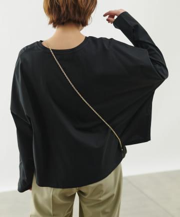 COLONY 2139(コロニー トゥーワンスリーナイン) 《抗菌・防臭》【SMART COLLECTION】抗菌スマートワイド長袖Tシャツ