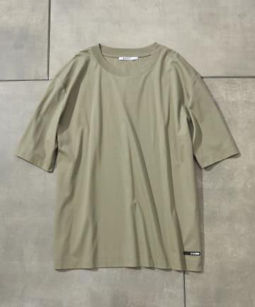 COLONY 2139(コロニー トゥーワンスリーナイン) 《抗菌・防臭》【SMART COLLECTION】抗菌スマートBIG半袖Tシャツ