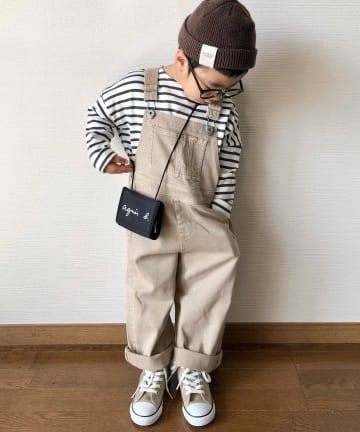 CIAOPANIC TYPY(チャオパニックティピー) 【KIDS】フェードカラー サロペット
