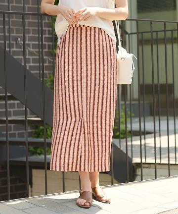 OUTLET premium(アウトレット プレミアム) 【手洗い可】リバティスカート