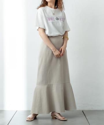 mystic(ミスティック) ツイルマーメイドスカート