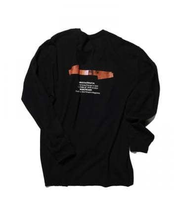 CIAOPANIC(チャオパニック) 【STREET DREAMS】SMOOTH OPERATOR L/S TEE