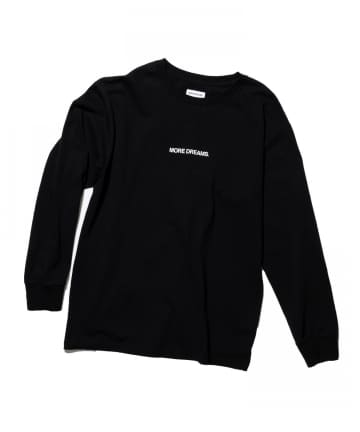 CIAOPANIC(チャオパニック) 【STREET DREAMS】YOUR LOVE IS KING L/S TEE