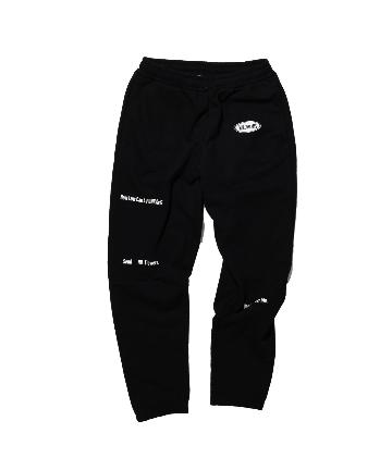 CIAOPANIC(チャオパニック) 【STREET DREAMS】DON'T BOTHER ME SWEATPANT