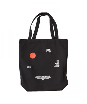 CIAOPANIC(チャオパニック) 【STREET DREAMS】YOUR LOVE IS KING TOTE