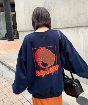 WHO'S WHO gallery(フーズフーギャラリー) 《WEB限定》東京ガール ベーシック2 クルー