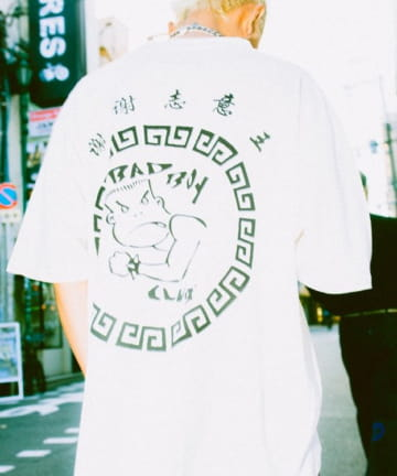 WHO'S WHO gallery(フーズフーギャラリー) 【SHEI SHEI】BAD BOY×SHEI SHEI BIG TEE