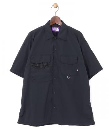 CIAOPANIC TYPY(チャオパニックティピー) 【THE NORTH FACE PURPLE LABEL】フィッシングシャツ