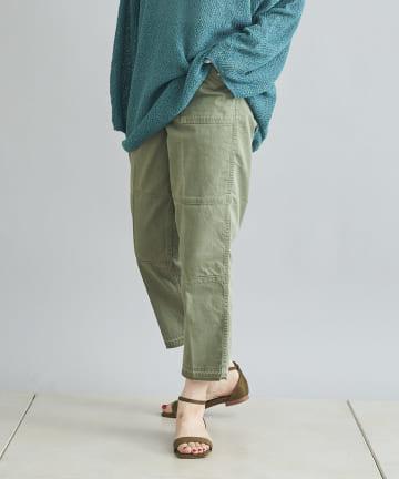 DOUDOU(ドゥドゥ) 【Luvourdays/ラブアワーデイズ】Baker pants