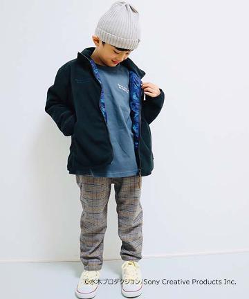 OUTLET(アウトレット) 【Hey,KITARO×CIAOPANICTYPY】フルジップフリースジャケット