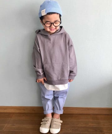 CIAOPANIC TYPY(チャオパニックティピー) 【KIDS】【すみっコぐらし×TYPY】限定パーカ