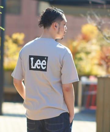 CIAOPANIC TYPY(チャオパニックティピー) 【Lee x CIAOPANIC TYPY】OSOROバックプリント半袖Tee