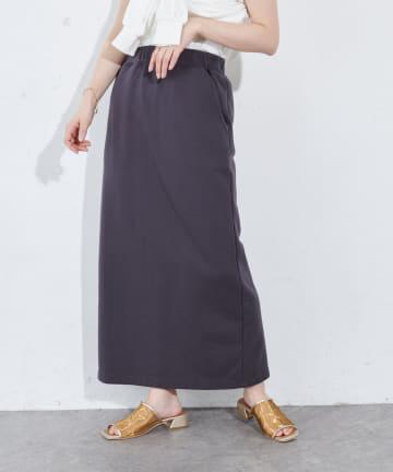 Discoat(ディスコート) スウエットナロースカート