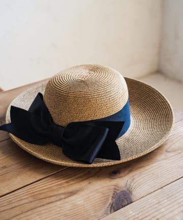 Loungedress(ラウンジドレス) 【TOUCAN HATS / トウカン・ハット】パッカブルリボンハット