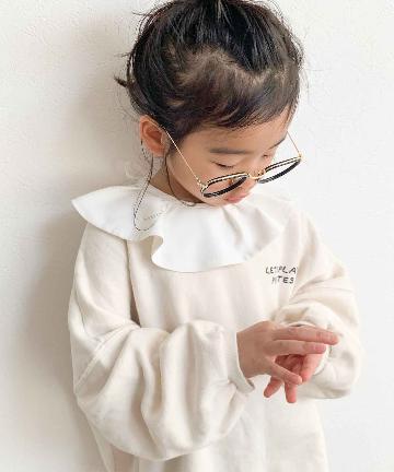CIAOPANIC TYPY(チャオパニックティピー) 【KIDS】【OSORO】ピエロカラー付け襟