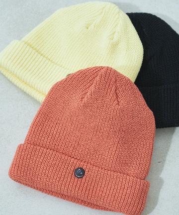 Lui's(ルイス) 【CPH/シープラスヘッドウェア】knit cap uni color
