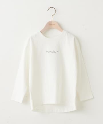Discoat(ディスコート) 【キッズ】オソロバックVTGフォトロングTシャツ