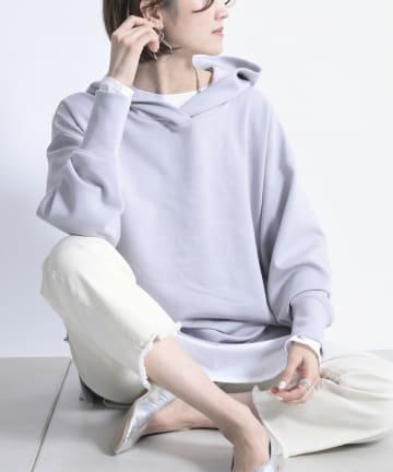 DOUDOU(ドゥドゥ) 【WEB限定】ダンボールパーカー
