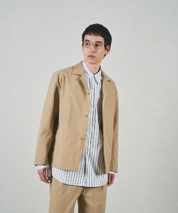 CIAOPANIC(チャオパニック) 【So_lemn/ソレム】タスランナイロンテーラードジャケット
