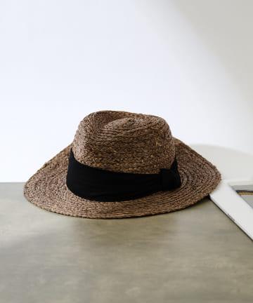COLONY 2139(コロニー トゥーワンスリーナイン) ラフィア中折れ帽