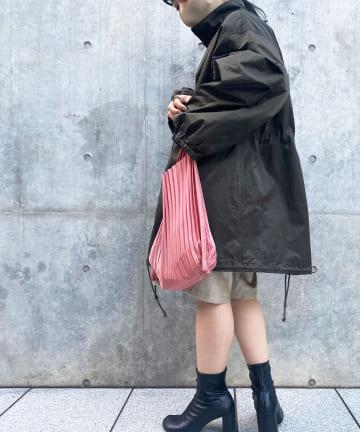 Lattice(ラティス) 10color プリーツバッグ