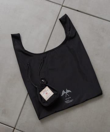 pual ce cin(ピュアルセシン) 巾着付きエコバッグ