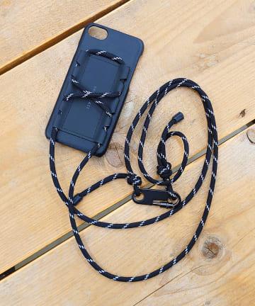 COLLAGE GALLARDAGALANTE(コラージュ ガリャルダガランテ) 【SHAKECASE/シェイクケース】 iPhone7/8 ロープ