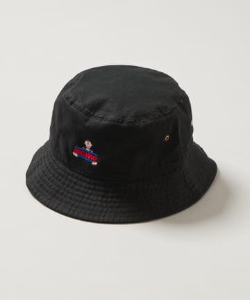 CIAOPANIC(チャオパニック) 【BIG MAC×FACE】WORK LOGO BUCKET HAT