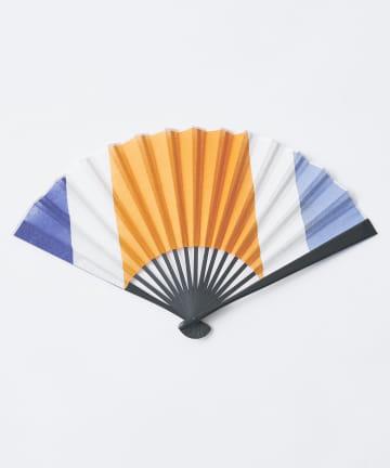 BONbazaar(ボンバザール) 【breezy blue】扇子