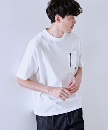 Discoat(ディスコート) 【ALPHA INDUSTRIES/アルファインダストリーズ】 シガーポケT